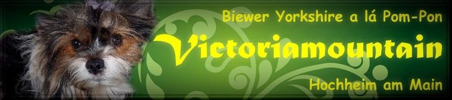 Gästebuch Banner - verlinkt mit http://victoriamountain.de